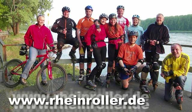 Fotos Rheinroller 2009
