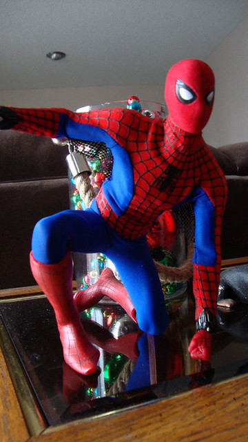 Spider-Man Upgraded to a TBLeague/Phicen M32 44728050830_92bfb733e5_z
