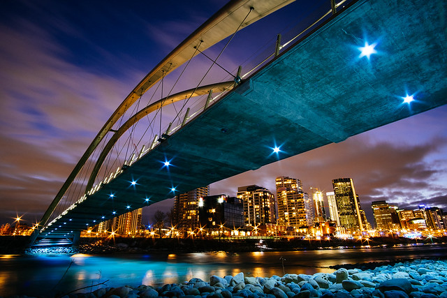 Calgary Skyline-2