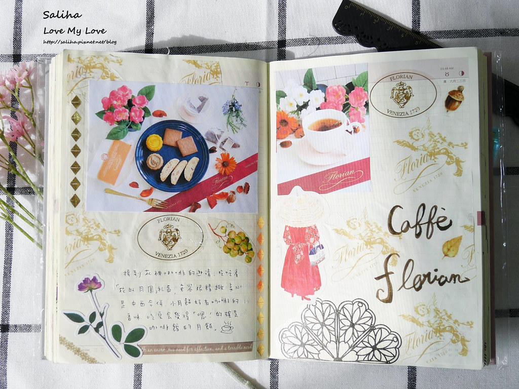 手帳日記裝飾分享紙膠帶設計水彩遊記 (3)