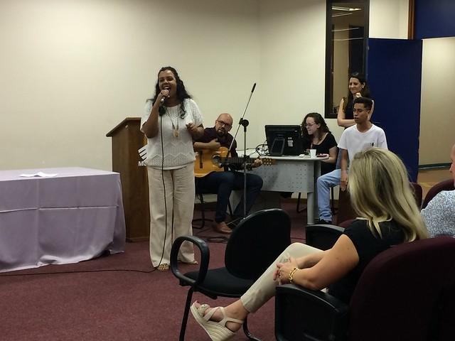 Docentes da Metodista apresentam panorama político do Brasil a alunos da Zuyd University, da Holanda