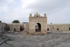 Ateshgah Fire Temple. Baku, Azerbaijan