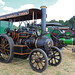 D W Mitchell of York - Traction Engine