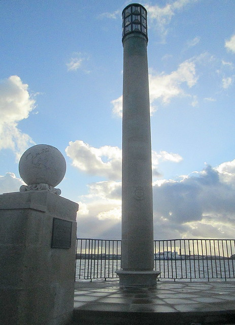 Central Pedestal, Liverpool Naval War Memorial