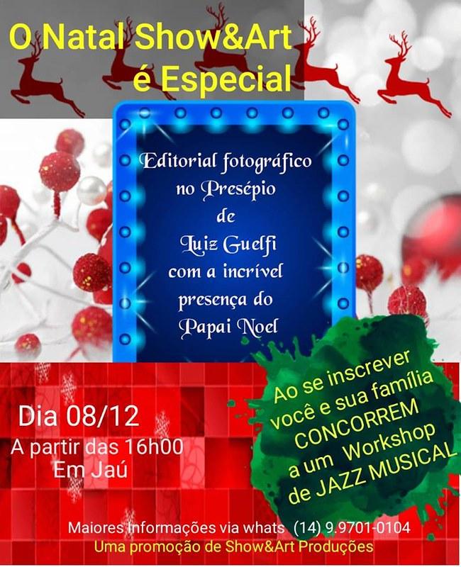 2211 Flayer Divulgação Evento Natal _ Pgm FlyerMaker