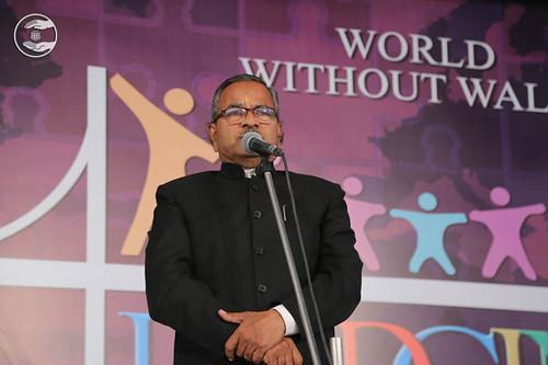 Mayor of Bikaner Shri Narayan Chopra, expresses his views