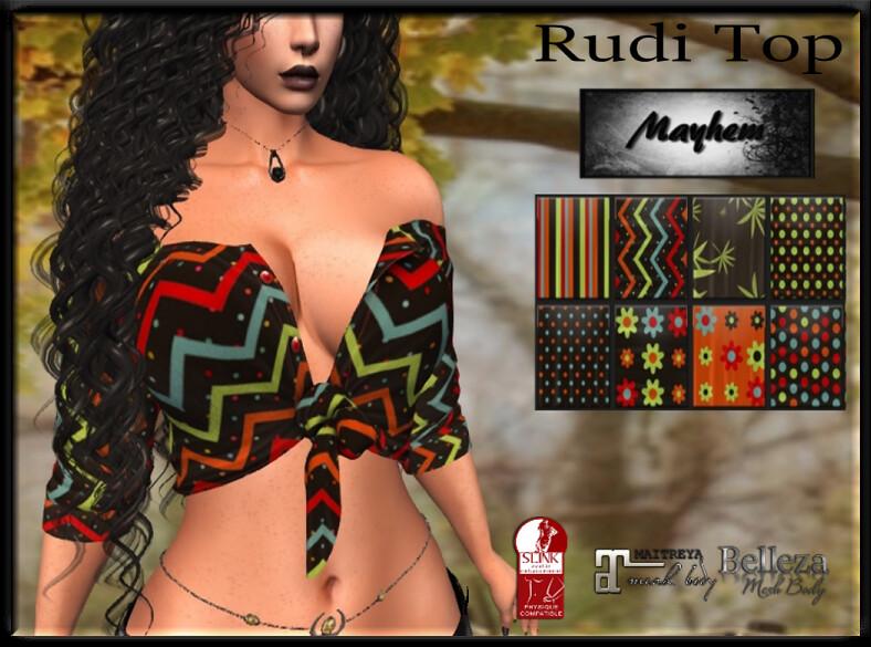 Mayhem Rudi Top AD