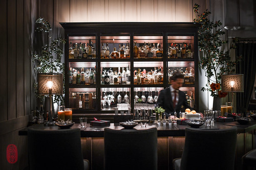 The Bar at The Restaurant at Meadowood