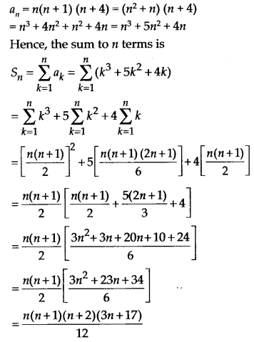 NCERT Solutions for Class 11 Maths Chapter 9 Sequences and Series 80