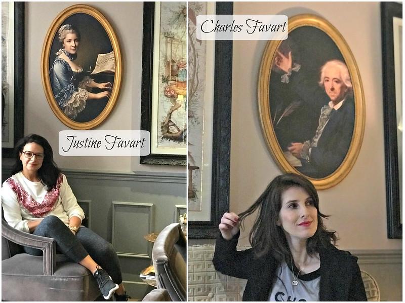 Hotel em Paris - La Maison Favart