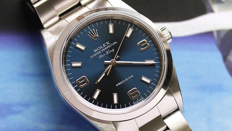 rolex-air-king-blue-arabic-14000-banner
