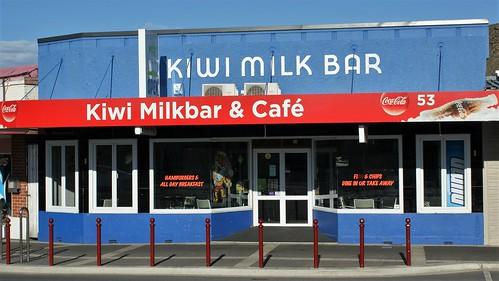 Alexandra: Kiwi Milk Bar & Café