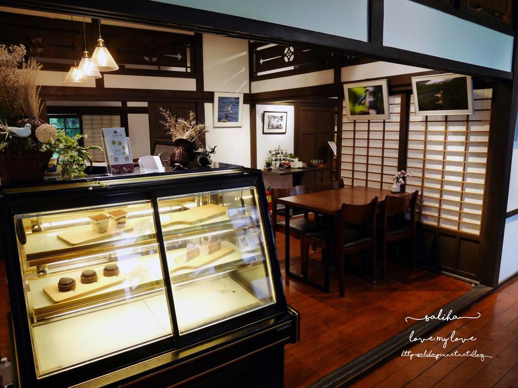 台北古亭站附近不限時日式咖啡廳下午茶推薦雅鴿書院 (14)