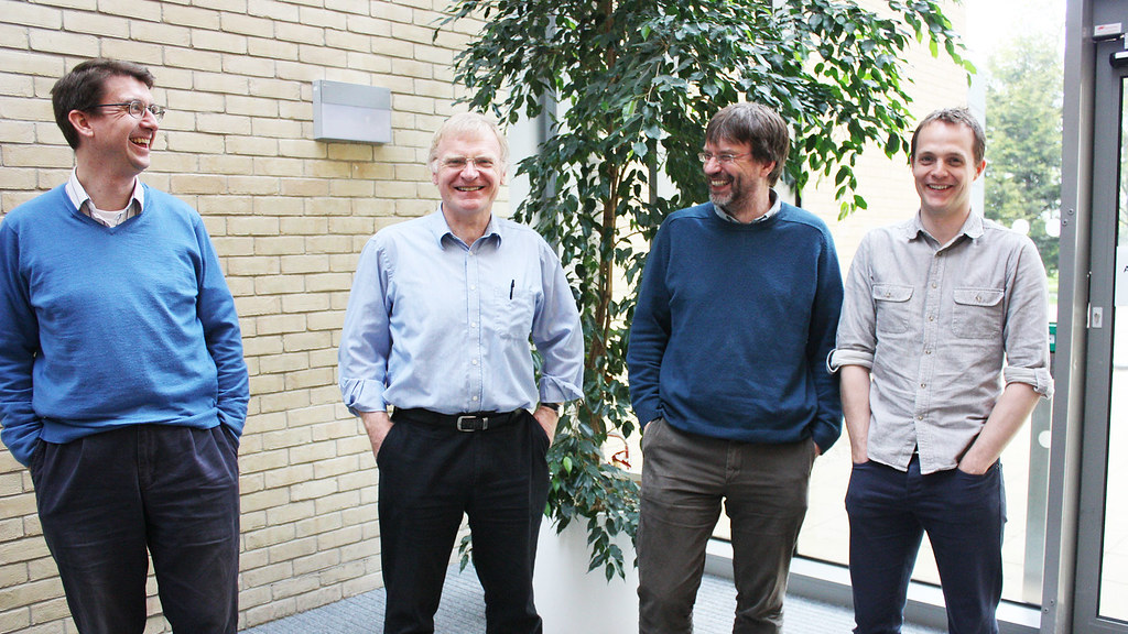 Four members of the CNCB