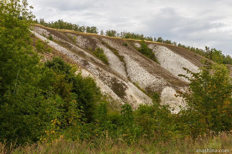 Меловая гора, Воронежская область