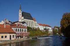 Český Krumlov, St. Vitus Church