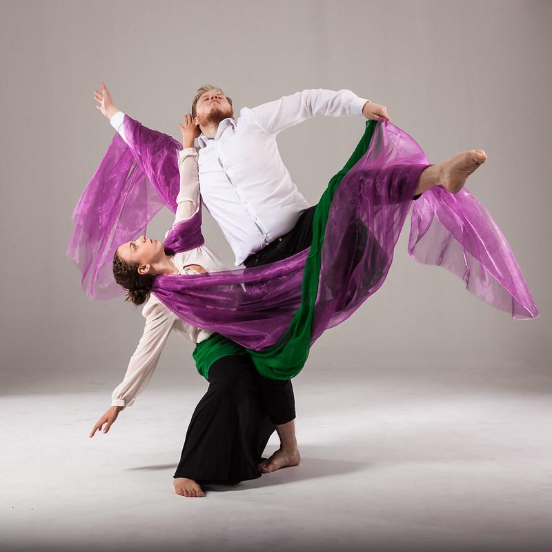 Abbott Dance Theatre: Deeds Not Words