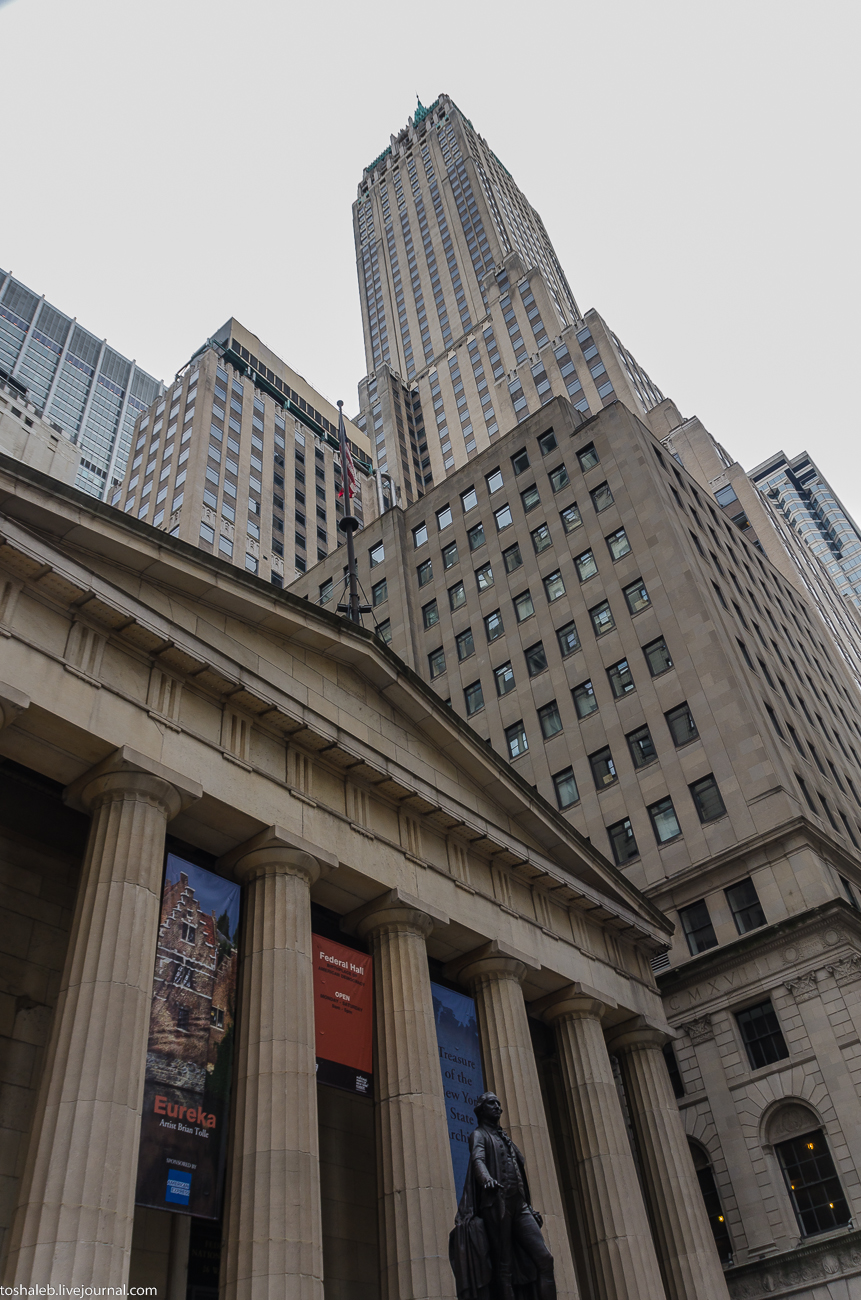 Нью-Йорк_Wall Street-14