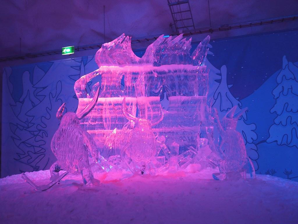 moomin icecave