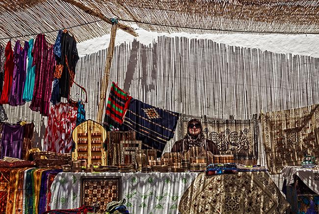 Fotografia em Palavras: Mercado ao ar livre