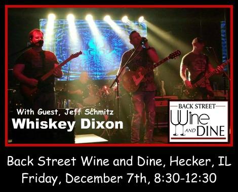Whiskey Dixon 12-7-18