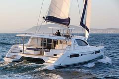 Leopard 48 Sailing