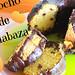 Bizcocho de calabaza esponjoso con pepitas de chocolate