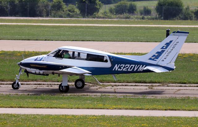 Cessna 320C Skynight N320VM KOSH 2015