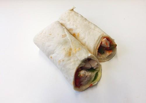 Wojnar's Wraps Hühnchen / Chicken wraps
