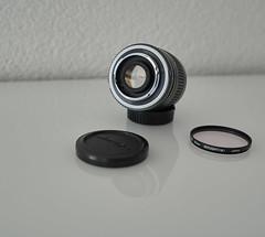 MINOLTA MC W.ROKKOR 35mm 1.8
