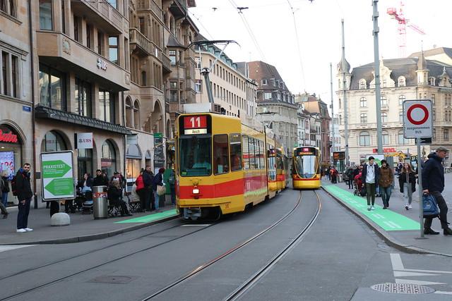 2019-01-16, Basel, Marktplatz