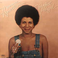 MINNIE RIPERTON:PERFECT ANGEL(JACKET A)