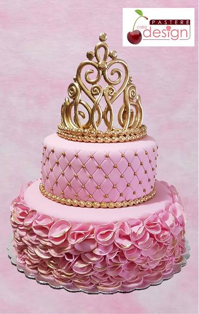 Cake by María Teresa García Mercado