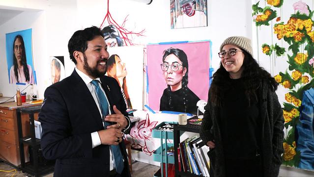 Alberta's 1st Artist in Residence revealed