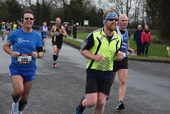 Trim 10 Mile Road Race 2019 (FINISH - 200m to go)