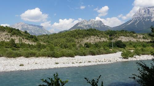 Gebiet Ainsa-Labuerda-Escalona entlang der Cinca (4)
