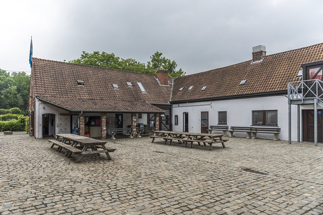 De Gavers - Jeugdherberg 't Schipke - Locatie Reiger