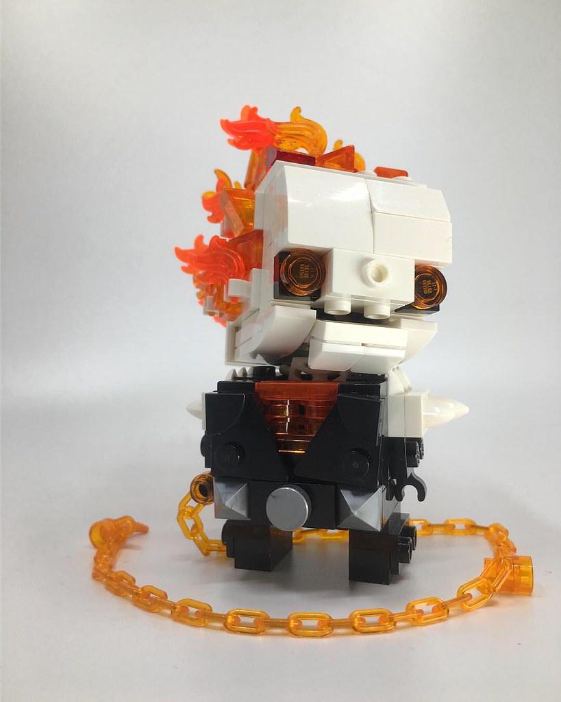 Brickheadz Ghost Rider 2.0