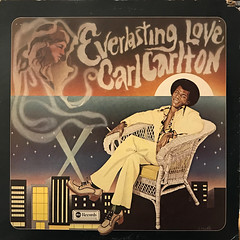 CARL CARLTON:EVERLASTING LOVE(JACKET A)