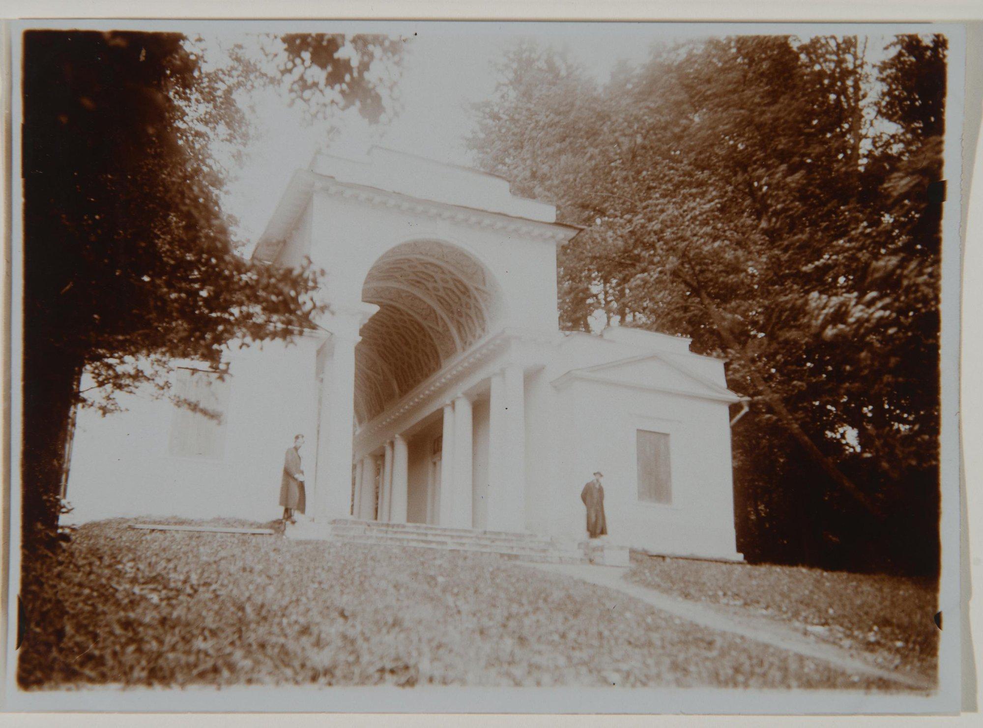 1910. Павильон «Миловида» в Царицыне