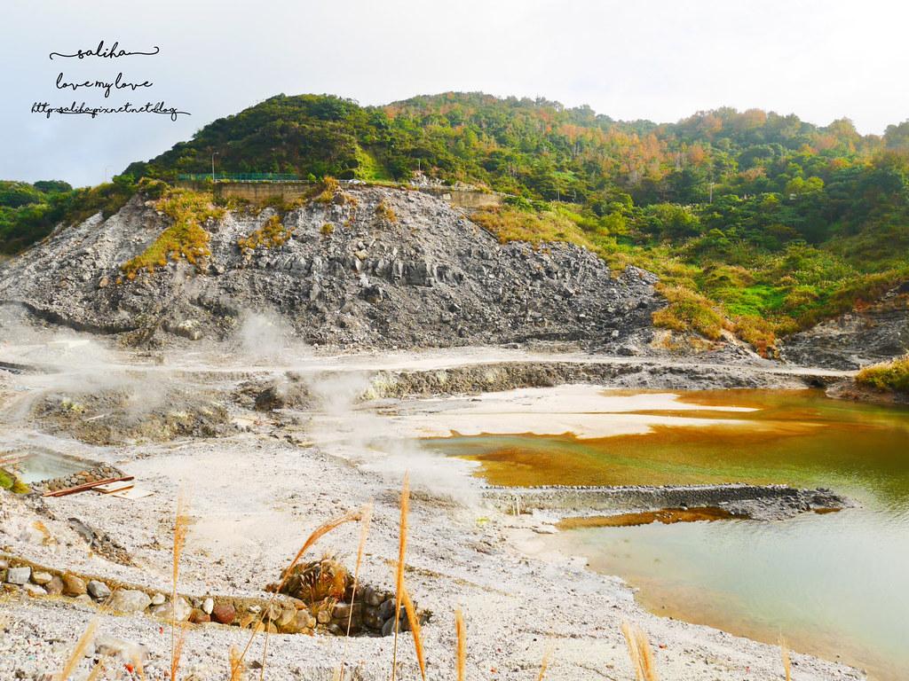 台北陽明山北投行義路ig打卡拍照必玩必拍一日遊景點推薦硫磺谷 (2)