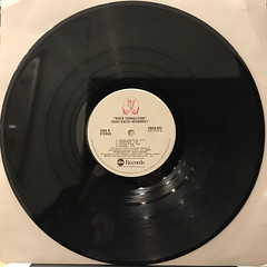 ISAAC HAYES MOVEMENT:DISCO CONNECTION(RECORD SIDE-B)