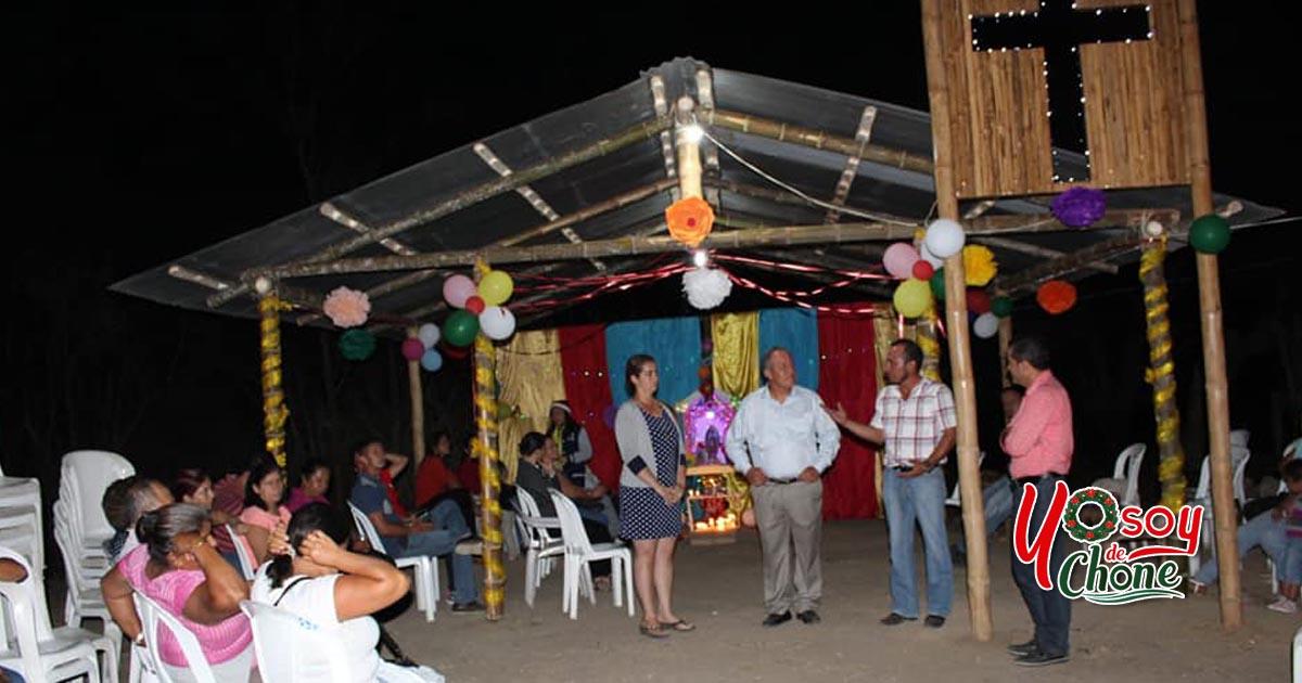Canuto celebró festividades religiosas