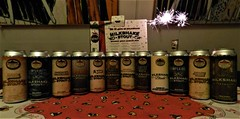 12 Days of Milkshake Stouts
