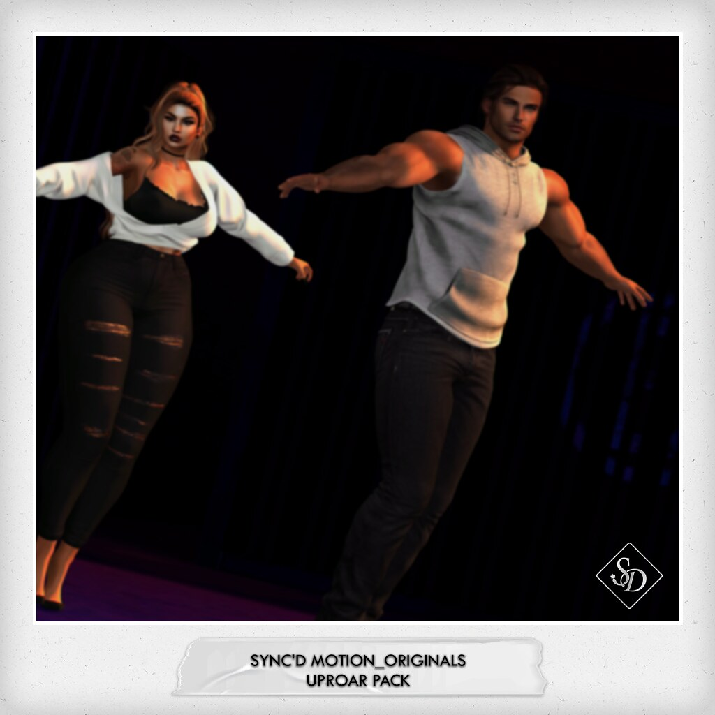 Sync'D Motion__Originals - Uproar Pack