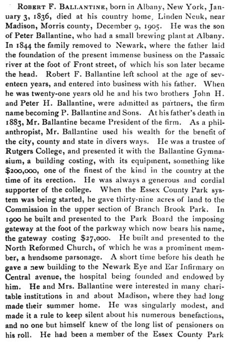 robt-ballantine-NJ-History-1909