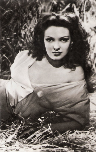 Linda Darnell in Summer Storm (1944)