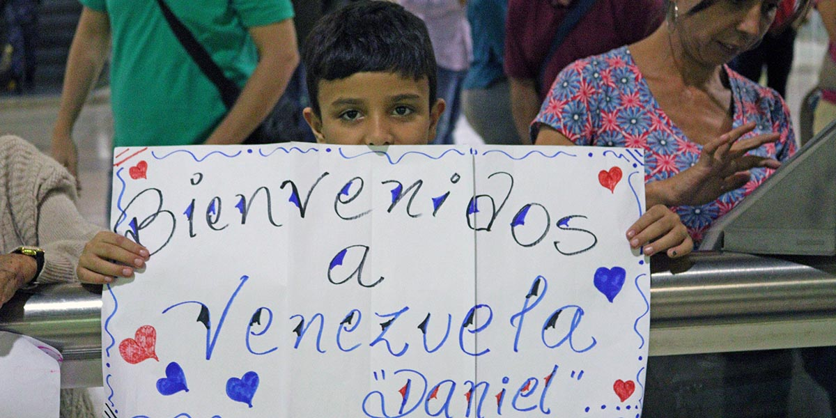 Retornan 270 venezolanos provenientes de Ecuador en cuarta jornada de vuelos simultáneos