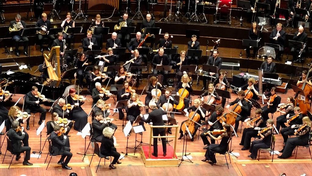 Royal Scottish National Orchestra Sci-Fi Movie Concert 06 | Flickr