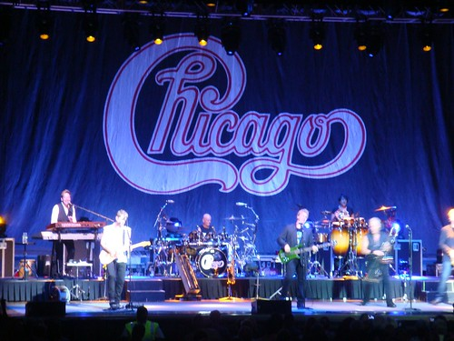 Legendary Band CHICAGO at the Bob Carr Theater